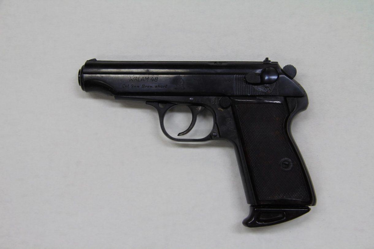 Pistole Walam 48 9mm kurz