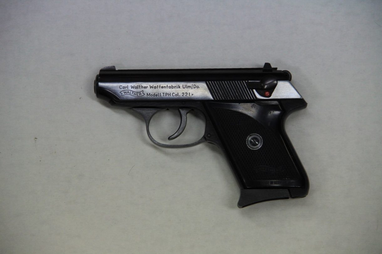 Pistole Walther TPH