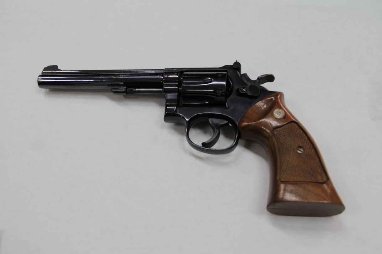 Revolver Smith & Wesson Mod. 17-3