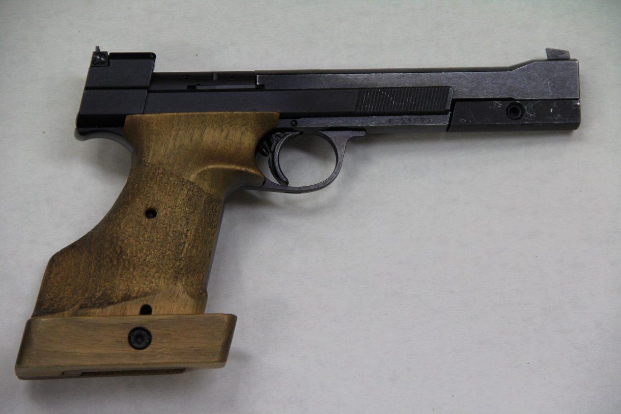 Pistole Hämmerli Mod.215