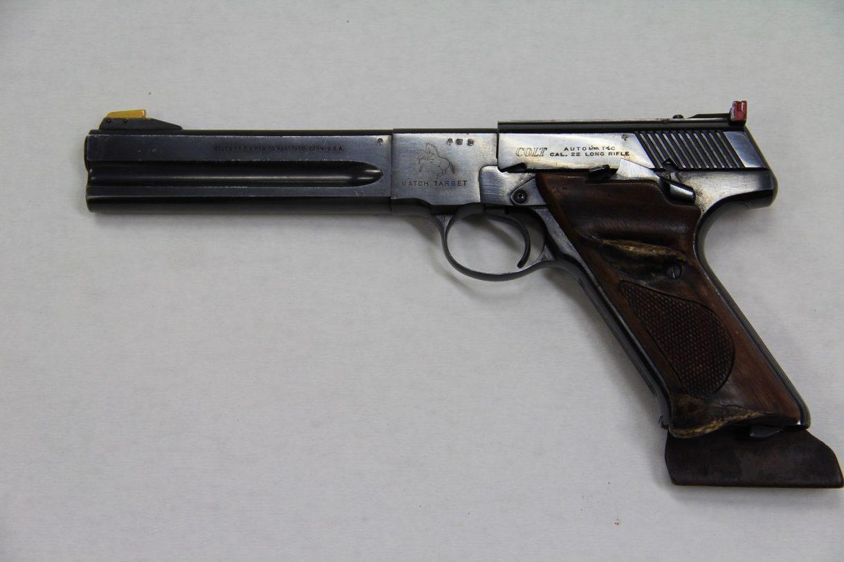 Pistole Colt Match Target
