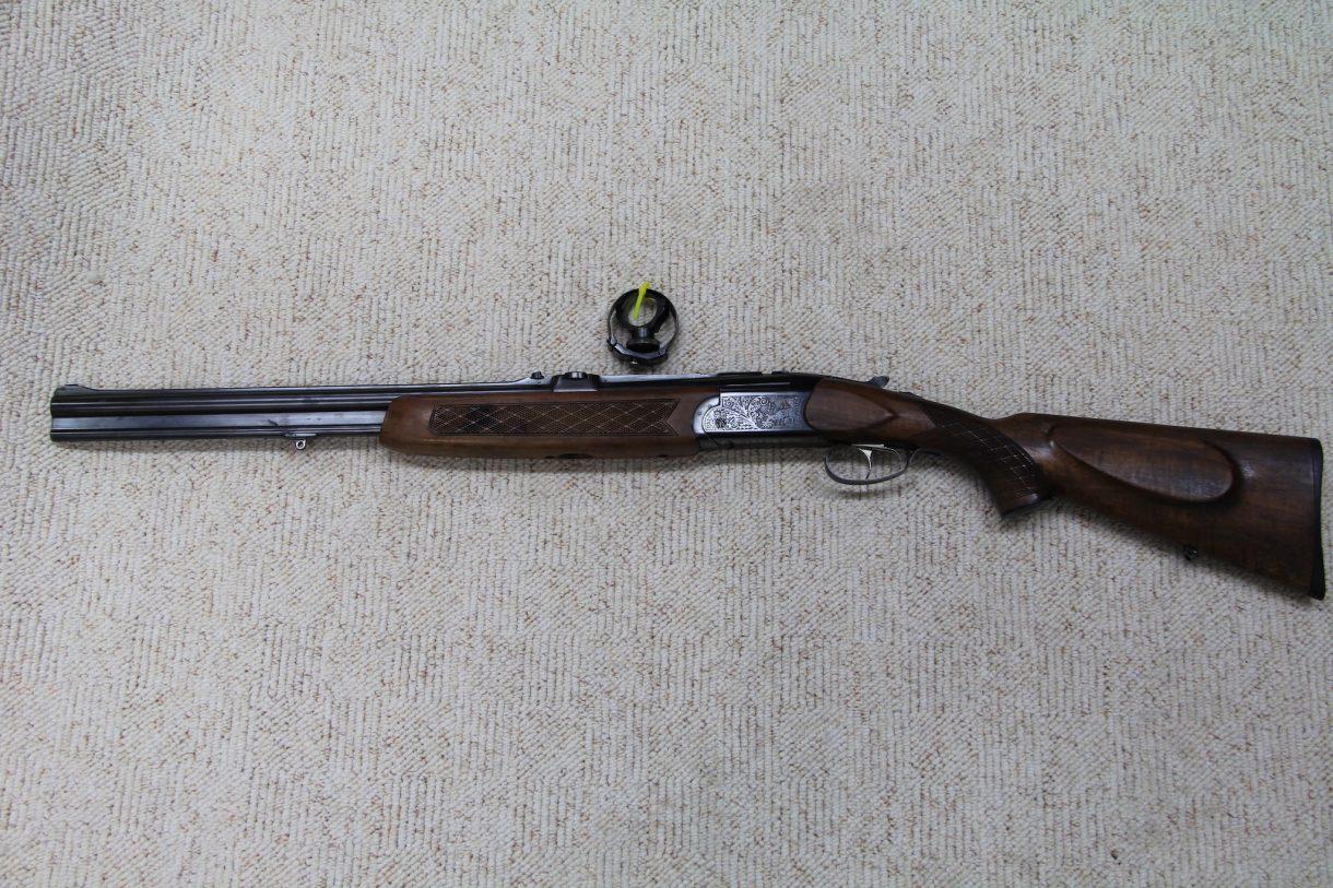 Bockbüchsflinte Brünner Mod. 502.3