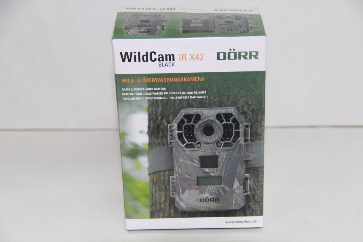 Wildkamera Wildcam Dörr