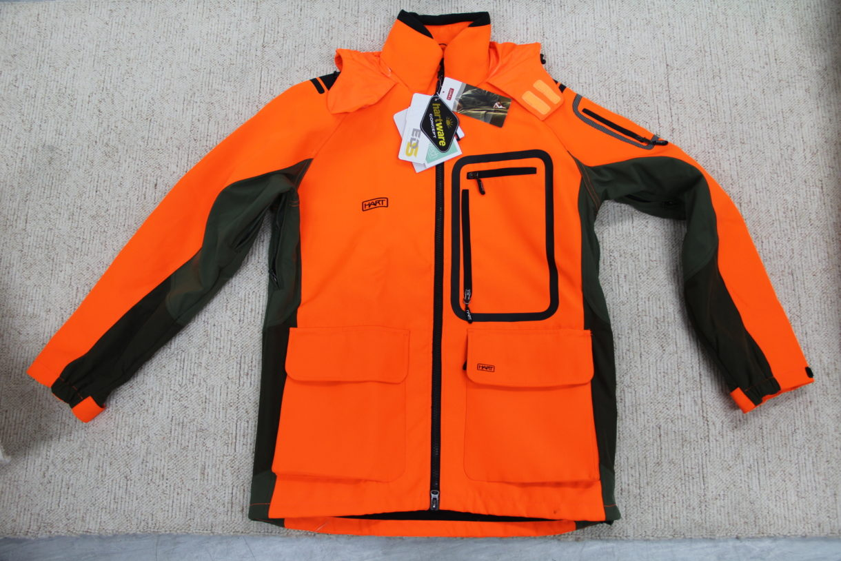Hart Jacke Iron - Tech J